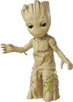 Guardians of the Galaxy Dansende Groot - 29 cm - Speelfiguur
