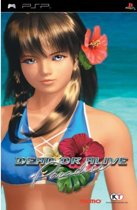 Dead or Alive, Paradise  PSP