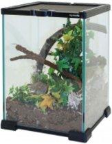 Komodo Nano Habitat Glazen Terrarium - 21X21X30 CM