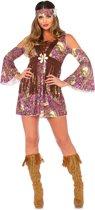 Exotisch hippie kostuum voor vrouwen - Volwassenen kostuums