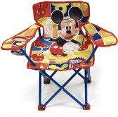 Disney Vouwstoel Mickey Mouse Junior 58 X 32 X 52 Cm