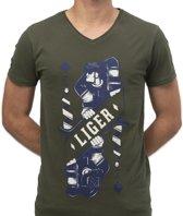 LIGER X Gaëtan Heuzé - Limited Edition van 360 stuks - Hockey -T-Shirt - Maat L