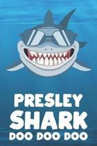Presley - Shark Doo Doo Doo