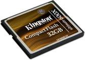CF/32GB-U3 MEM CF 32GB COMPACT FLASH 600X Ultimate