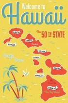 Hawaii: Travel Planner and Organizer