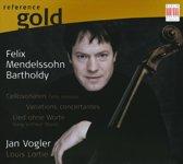 Mendelssohn: Werke Fur Cello Und Klavier