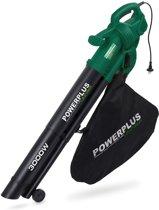 Powerplus POW63172 Bladblazer & -zuiger - 3000 W - incl. 35l-opvangzak