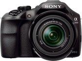 Sony A3000 + 18-55 mm - Systeemcamera - Zwart