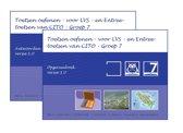 Toetsen oefenen - voor LVS- en Entreetoetsen van CITO Groep 7 - versie 1.0 Opgaven en Antwoorden/uitlegboek