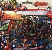 Marvel Avengers sticker box