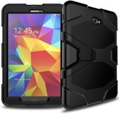 Heavy Duty Case Samsung Galaxy Tab A 10.1 2016 - Zwart