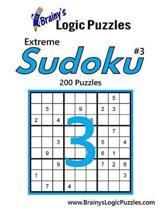 Brainy's Logic Puzzles Extreme Sudoku #3