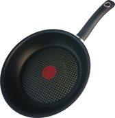 TEFAL koekenpan met hoge rand Ø 24 cm | Pro Style induction | Titanium Pro | Extra Hoog