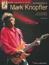 The Guitar Style Of Mark Knopfler