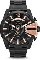 Diesel DZ4309 - Horloge - 52 mm - Zwart