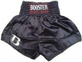 Booster Fightgear Kickboks Short TBT Plain Black XXS