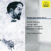 Etudes Pour Piano Vol. 2 (Claude Debussy, Gyorgy