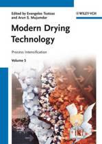 Modern Drying Technology, Volume 5