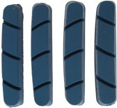 Miche Remblokrubbers Set Campa V-brake 55 X 11 Mm Turquoise