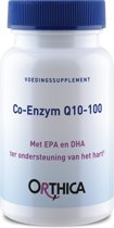 Orthica Co Enzym Q10 100 Enzymen - 30 Softgels