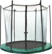 Jumpline Veiligheidsnet Trampoline - 180 cm - Groen