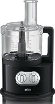 Braun FP5150BK IdentityCollection - Foodprocessor - Zwart