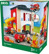 BRIO Grote brandweerkazerne - 33833