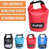 Drybag.store - waterdichte tas - 2l - rood