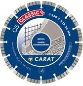 Carat diamantzaag beton ø115x22,23mm, cs classic