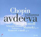 Mazurkas Op.30/Sonata Op.35/Piano Concerto Op.11/.