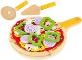 Hape Pizza van hout