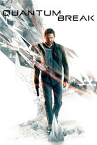 Microsoft Quantum Break, Xbox One Basis Xbox 360 Engels video-game
