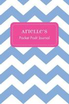 Arielle's Pocket Posh Journal, Chevron