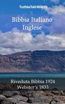 Bibbia Italiano Inglese