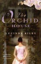 Boekomslag van 'The Orchid House'