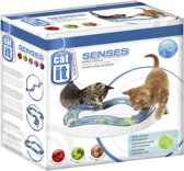 Cat it Senses kattenspeelgoed Speed Curcuit - Wit - 24 x 12,5 x 24cm