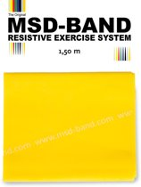 Fitness band 1,5 m Licht MoVeS (MSD)