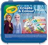 Crayola -  Frozen 2 Kleur- en Knutselset