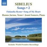 Sibelius Jean:Songs, Vol.2