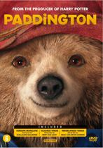 DVD cover van Paddington