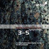 Complete Symphonies: Nos. 3, 4 & 5