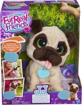 FurReal Friends JJ Mijn Springende Pup - Interactieve knuffel