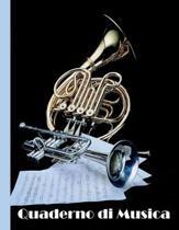 Quaderno di Musica: Quaderno Pentagrammato