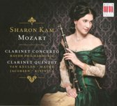 Mozart: Klarinettenkonzert & -Quintett; Sharon Kam