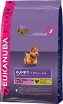 Eukanuba Dog Puppy - Small Breed - Puppyvoer - 1 kg