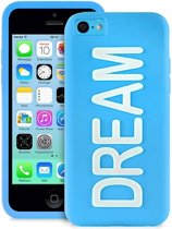 PURO iPhone 5C Back Cover Night Glow Dream - Blauw