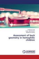 Assessment of Back Geometry in Hemophilic Children