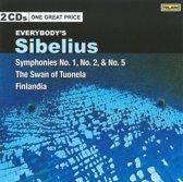 Symphonies No.1, No.2 En No.5/The Swan Of Tuonela/