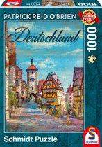 Duitsland, 1000 stukjes Puzzel