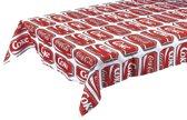 Coca-Cola Tafellaken - Tafelkleed - Tafelzeil - Retro Coca-Cola Blik